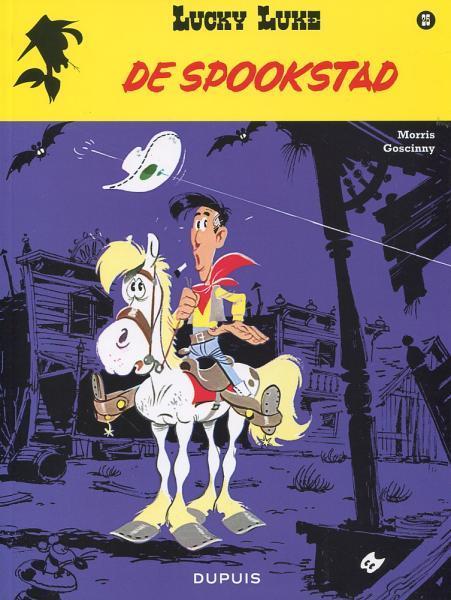 Lucky Luke (Lucky Comics, hernummering) 25 De spookstad