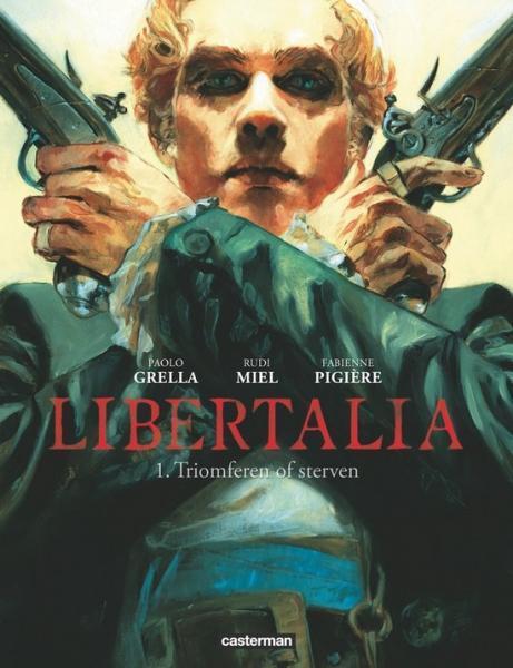 Libertalia 1 Triomferen of sterven