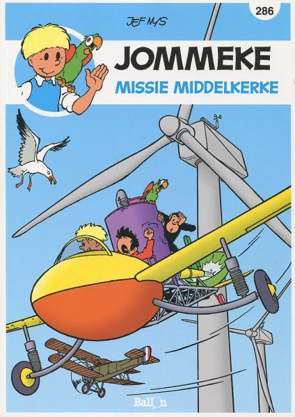 Jommeke 286 Missie Middelkerke
