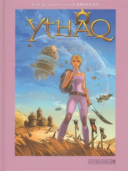 Ythaq 14 Een juweel van een brein