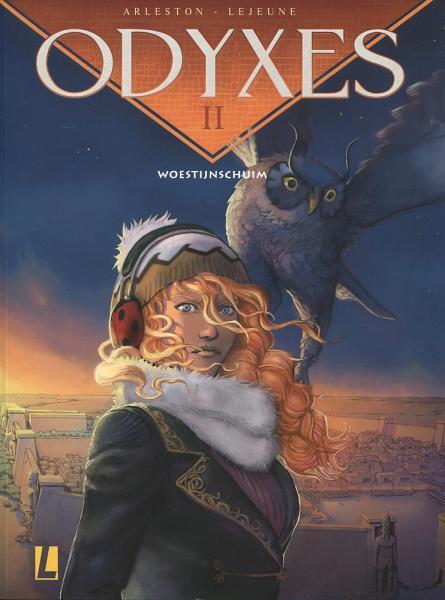 Odyxes 2 Woestijnschuim