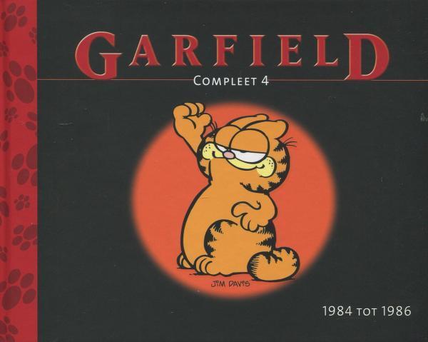 Garfield compleet 4 1984 - 1986