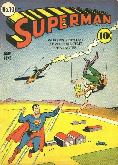 Superman 10 Issue #10