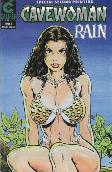 Cavewoman: Rain 1 Issue #1