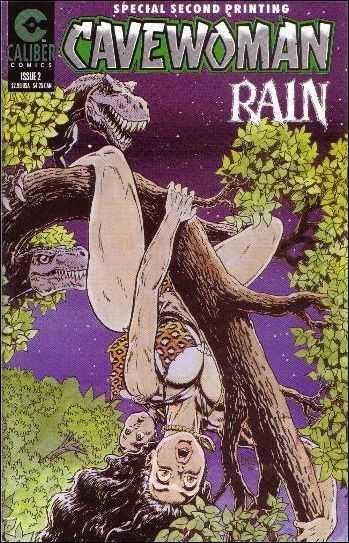 Cavewoman: Rain 2 Issue #2