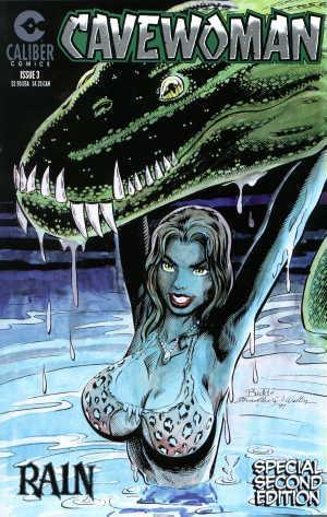 Cavewoman: Rain 3 Issue #3