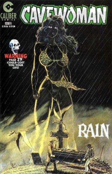 Cavewoman: Rain 6 Issue #6