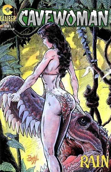 Cavewoman: Rain 7 Issue #7