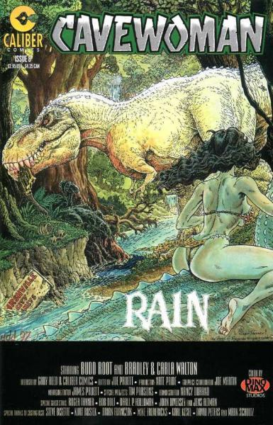 Cavewoman: Rain 8 Issue #8