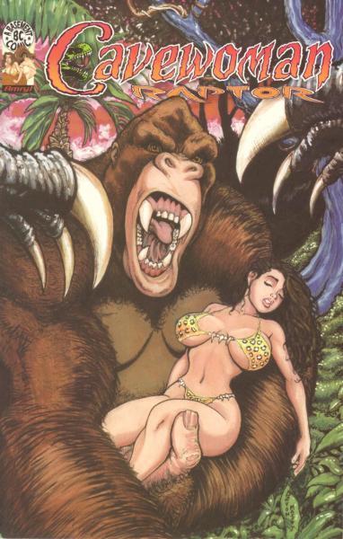 Cavewoman: Raptor 2 Issue #2