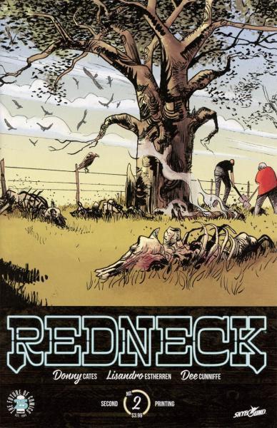 Redneck 2 Issue #2