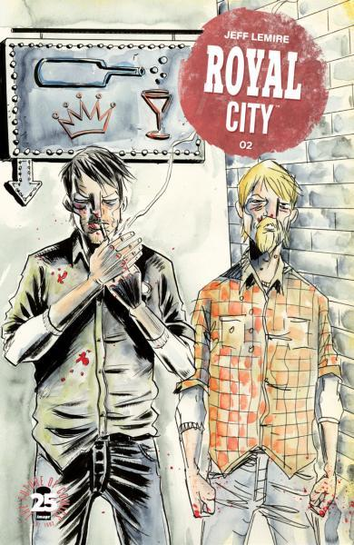 Royal City 2 Issue #2