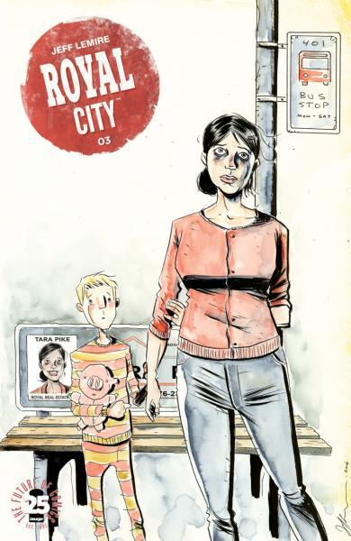 Royal City 3 Issue #3