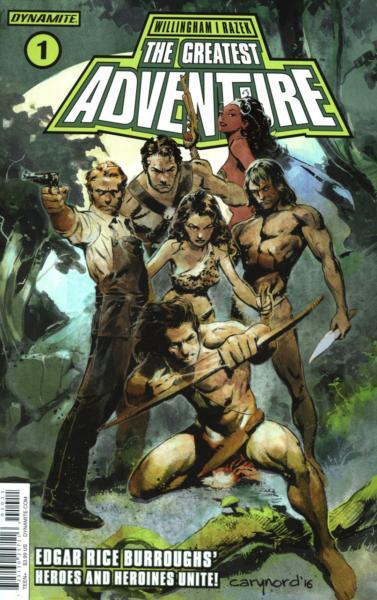 The Greatest Adventure 1 Issue #1