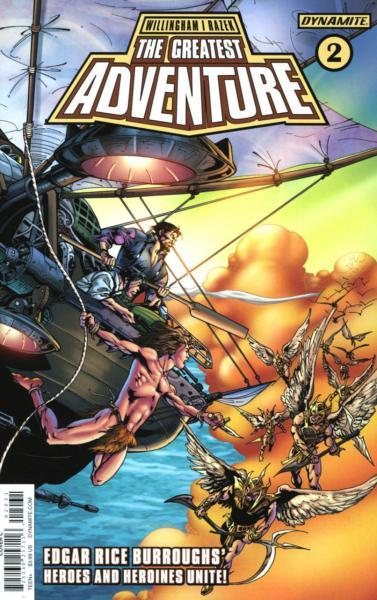 The Greatest Adventure 2 Issue #2