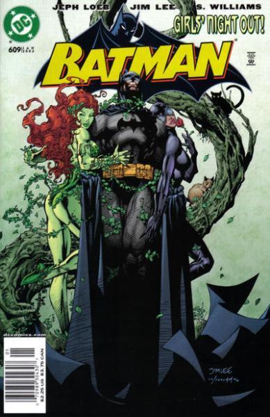 Batman 609 Hush, Chapter 2: The Friend