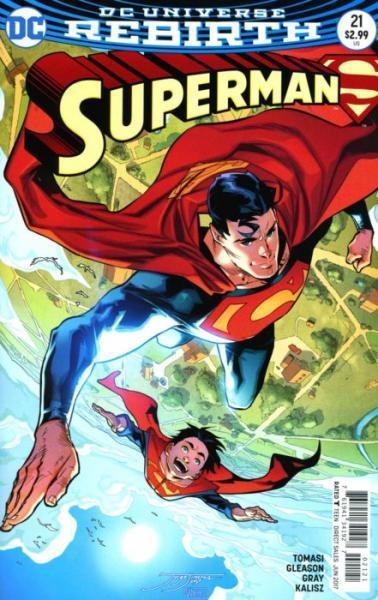 Superman C21 Black Dawn, Part 2