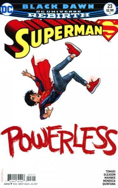 Superman C23 Black Dawn, Part 4