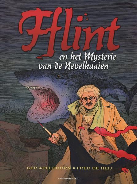 Fflint 1 Fflint en het mysterie van de nevelhaaien