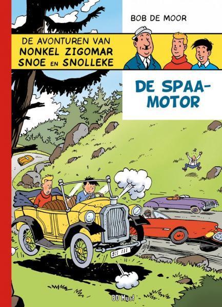 Nonkel Zigomar, Snoe en Snolleke (Fenix) 1 De Spaa-motor