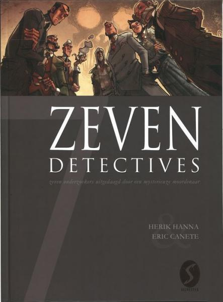 Zeven 11 Zeven detectives