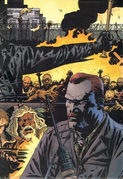 Walking Dead (Silvester) INT BOX5 Box 5 - Delen 17-20