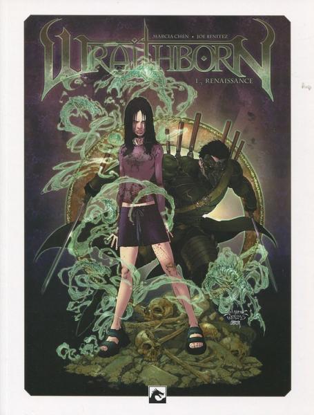 Wraithborn (Dark Dragon) 1 Renaissance, deel 1