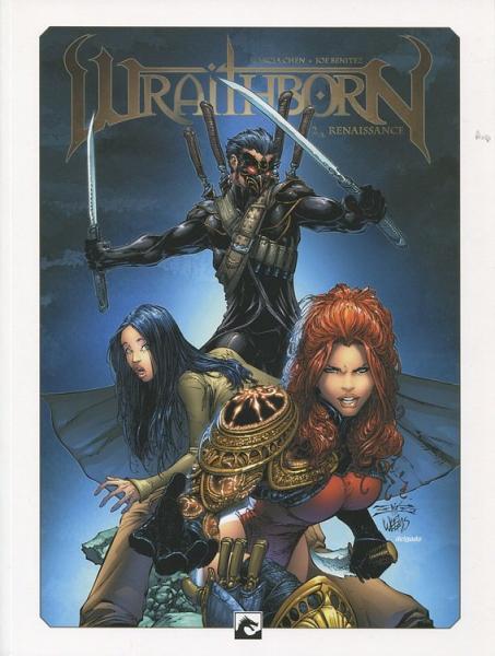 Wraithborn (Dark Dragon) 2 Renaissance, deel 2