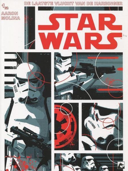 Star Wars: De laatste vlucht van de Harbinger 1 Deel 1