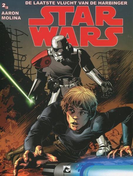 Star Wars: De laatste vlucht van de Harbinger 2 Deel 2