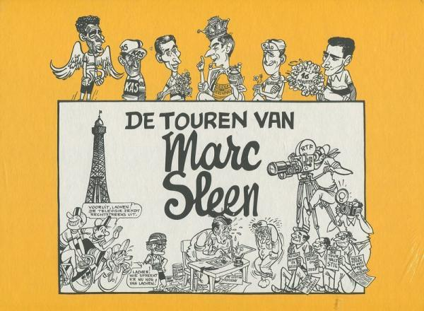 De touren van Marc Sleen 1 De touren van Marc Sleen
