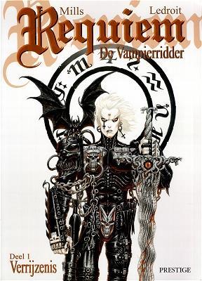 Requiem de vampierridder 1 Verrijzenis