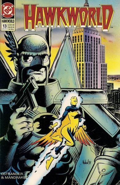Hawkworld A13 Wall Street Raider