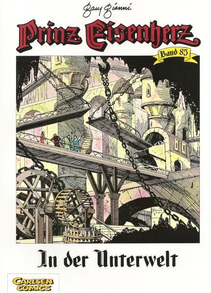 Prinz Eisenherz (Carlsen Comics) 85 In der Unterwelt