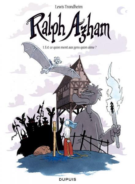 Ralph Azham 1 Est-ce qu'on ment aux gens qu'on aime?