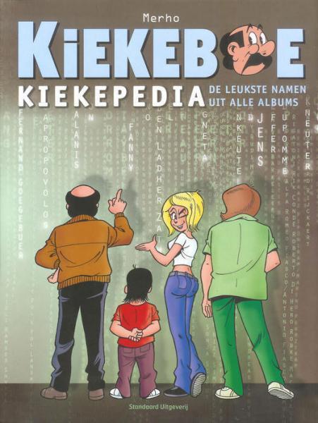 De Kiekeboes S17 Kiekepedia