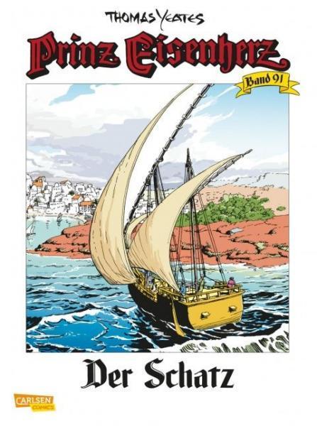 Prinz Eisenherz (Carlsen Comics) 91 Der Schatz