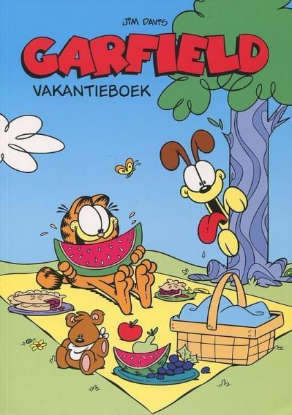 Garfield vakantieboek 1 Vakantieboek 2017