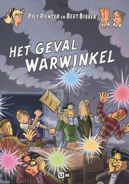 Piet Pienter en Bert Bibber 27 Het geval Warwinkel