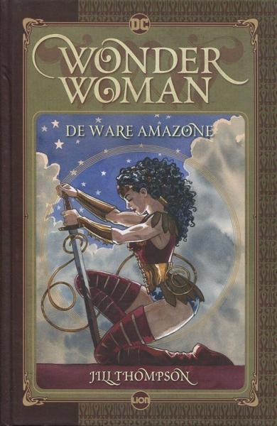 Wonder Woman: De ware amazone 1 De ware amazone