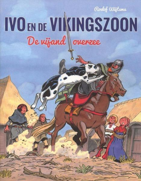 Ivo en de Vikingszoon 3 De vijand overzee
