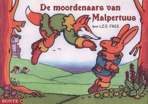 De moordenaars van Malpertuus 1 De moordenaars van Malpertuus