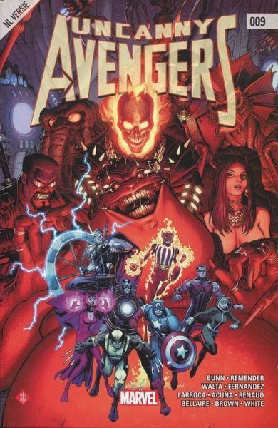 Uncanny Avengers (Standaard) 9 Deel 9
