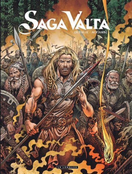 Saga Valta 3 Tome 3