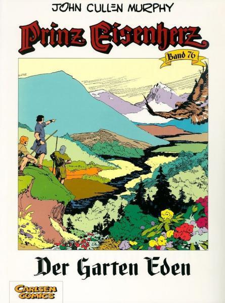 Prinz Eisenherz (Carlsen Comics) 76 Der Garten Eden