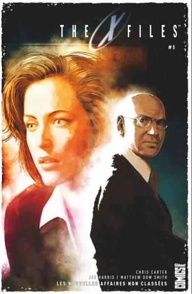 The X-Files (Glenat) 5 Tome 5