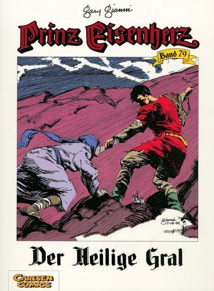 Prinz Eisenherz (Carlsen Comics) 79 Der Heilige Gral