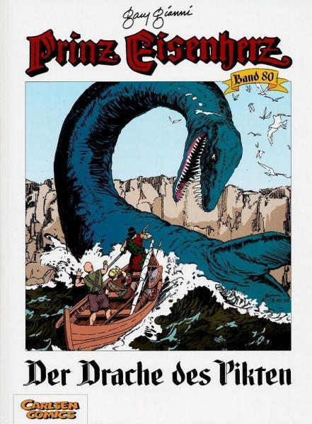 Prinz Eisenherz (Carlsen Comics) 80 Der Drache des Pikten