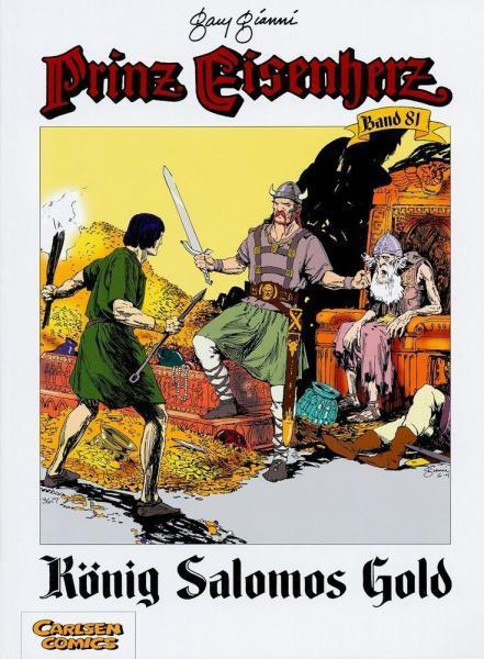 Prinz Eisenherz (Carlsen Comics) 81 König Salomos Gold