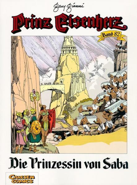 Prinz Eisenherz (Carlsen Comics) 82 Die Prinzessin von Saba
